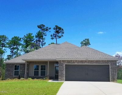 Biloxi Single Family Home For Sale: 9270 Nature S Trl