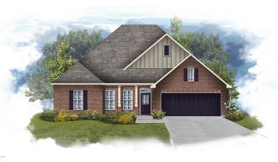 Biloxi Single Family Home For Sale: 9278 Natures Trl