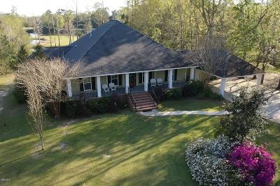 Harrison County Single Family Home For Sale: 12731 Woodland Cir