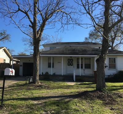 Biloxi Single Family Home For Sale: 2061 Southern Ave