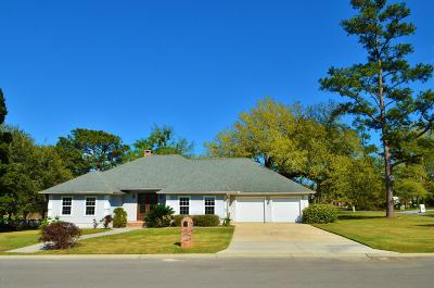 Biloxi Single Family Home For Sale: 614 Bay Haven Cv