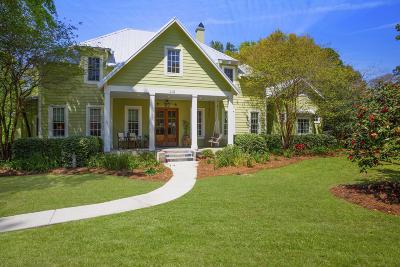 Ocean Springs Single Family Home For Sale: 115 Pine Dr
