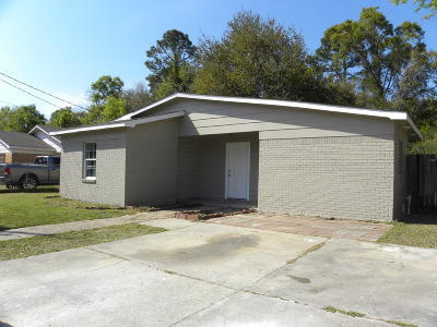 Gulfport Single Family Home For Sale: 2007 North St