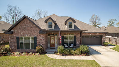 Biloxi Single Family Home For Sale: 13127 Hawthorn Dr