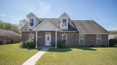 gulfport Single Family Home For Sale: 15137 Loveless Dr