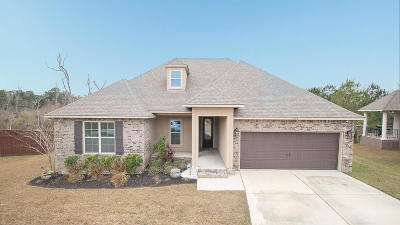 Biloxi Single Family Home For Sale: 1596 Lucius St