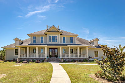 Ocean Springs Single Family Home For Sale: 2200 Turning Leafe