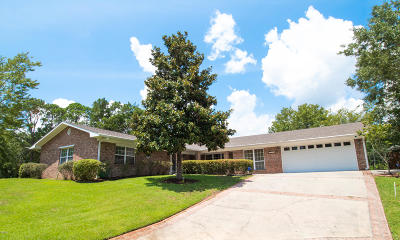 Ocean Springs Single Family Home For Sale: 12708 Corban Pl