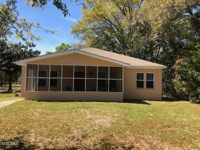 Gulfport Single Family Home For Sale: 2401 13th Ave