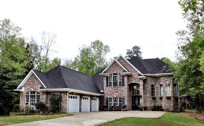 Diamondhead Single Family Home For Sale: 7627 Fairway Drive