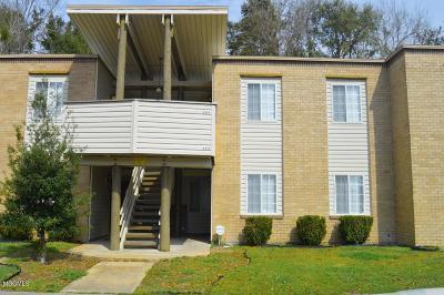 Biloxi Condo/Townhouse For Sale: 245 McDonnell Ave #103