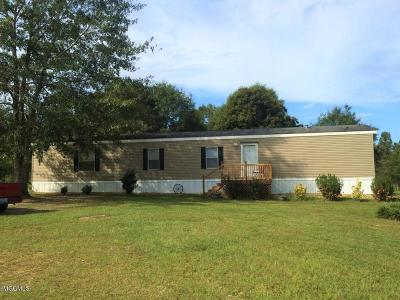 Saucier Single Family Home For Sale: 24721 Saucier Advance Rd