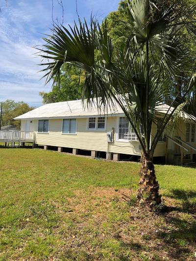 Biloxi Single Family Home For Sale: 618 Division St