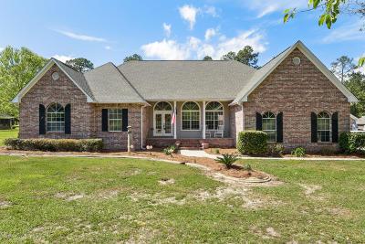 Biloxi Single Family Home For Sale: 17531 S Carr Bridge Rd