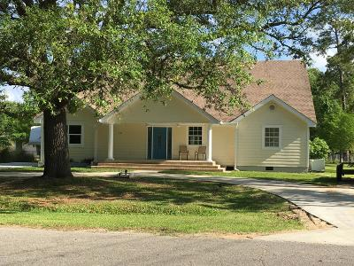 Gulfport Single Family Home For Sale: 16 39th St