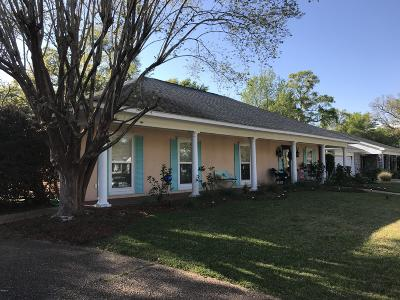 Biloxi Single Family Home For Sale: 459 Cove Dr