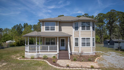 Biloxi MS Single Family Home For Sale: $155,000