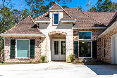 Diamondhead Single Family Home For Sale: 7414 Turnberry Ct