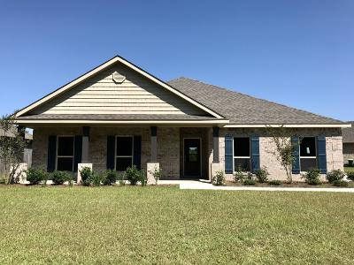 Gulfport Single Family Home For Sale: 10534 Chapelwood Dr