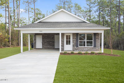 Saucier Single Family Home For Sale: 18505 W Riverline Dr