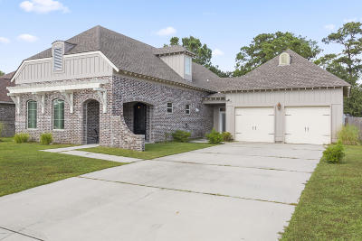 Biloxi Single Family Home For Sale: 743 Champagne Dr