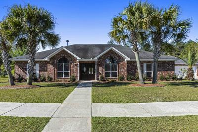 Gulfport Single Family Home For Sale: 20023 Tournament Dr