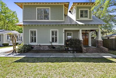 Ocean Springs Single Family Home For Sale: 510 Forest Hill Dr