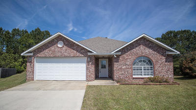 Biloxi Single Family Home For Sale: 10576 Shore Cv