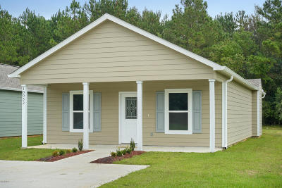 Gulfport Single Family Home For Sale: 13052 Tracewood Dr