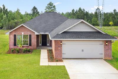 Gulfport Single Family Home For Sale: 15026 Longwood Ln