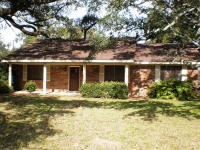 Biloxi Single Family Home For Sale: 468 Division St