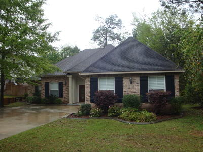 Diamondhead Single Family Home For Sale: 7326 Ahi Ct