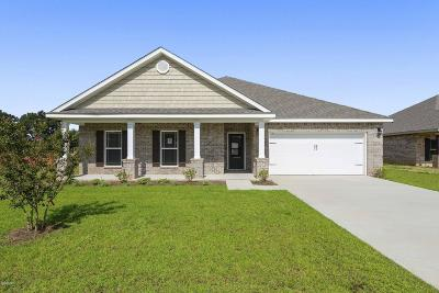 Gulfport Single Family Home For Sale: 10784 Chapelwood Dr