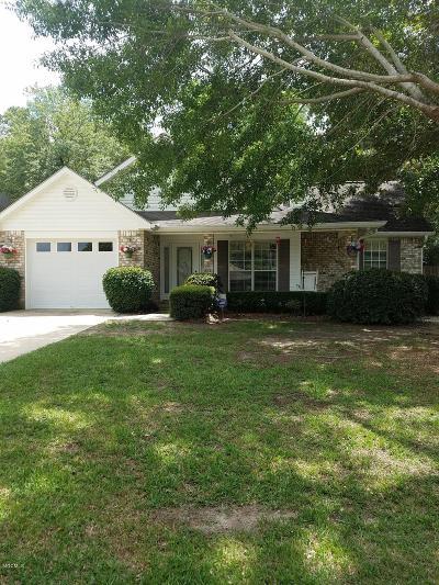 Diamondhead Single Family Home For Sale: 9990 Koloa St