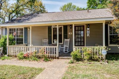 Long Beach Single Family Home For Sale: 120 Dearman Ave