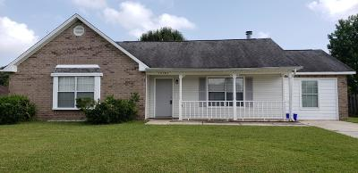 Gulfport Single Family Home For Sale: 14183 Pecan Ct
