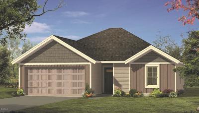 Ocean Springs Single Family Home For Sale: 525 Oak St