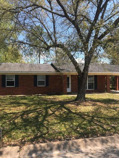 Biloxi Single Family Home For Sale: 7112 Bienville Dr