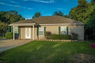 Gulfport Single Family Home For Sale: 1904 42nd Ave
