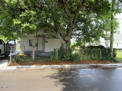 Biloxi Multi Family Home For Sale: 285 Magnolia St