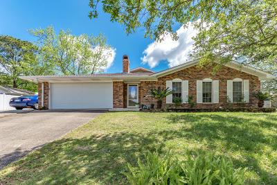 Ocean Springs Single Family Home For Sale: 6008 Switzer Cv