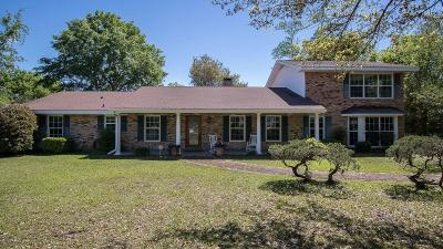 Gulfport Single Family Home For Sale: 4802 Harrison Cir