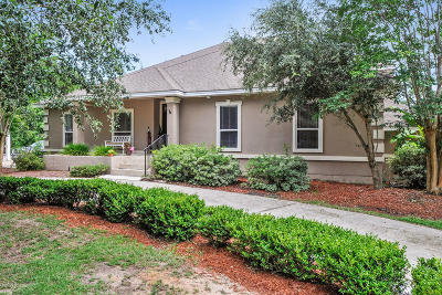 Gulfport Single Family Home For Sale: 22 Greenbriar Dr