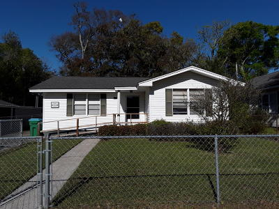 Gulfport Single Family Home For Sale: 1515 Westward Dr