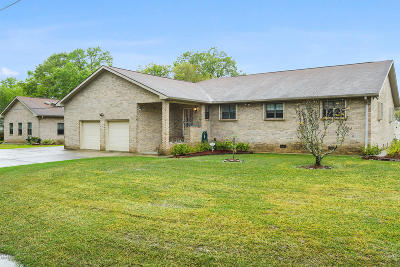 Bay St. Louis Single Family Home For Sale: 600 Vine Cir