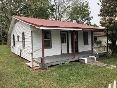 Gulfport Single Family Home For Sale: 2719 13th Ave