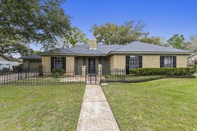 Biloxi Single Family Home For Sale: 2450 South Shore Dr