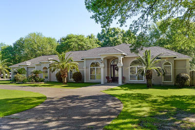 Gulfport Single Family Home For Sale: 16400 Herbage Dr