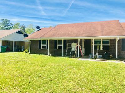 Gulfport Single Family Home For Sale: 3707 Oak Ave