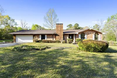 Gulfport Single Family Home For Sale: 15246 Duckworth Rd